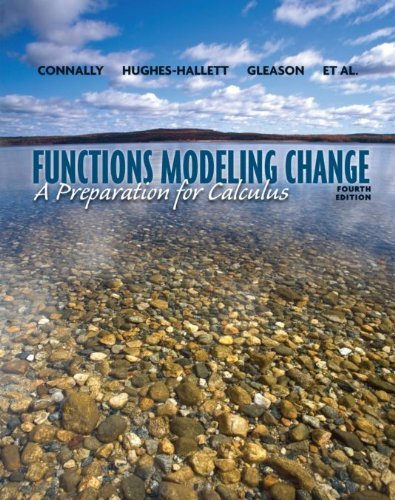 functions-modeling-change-a-preparation-for-calculus-4th-edition