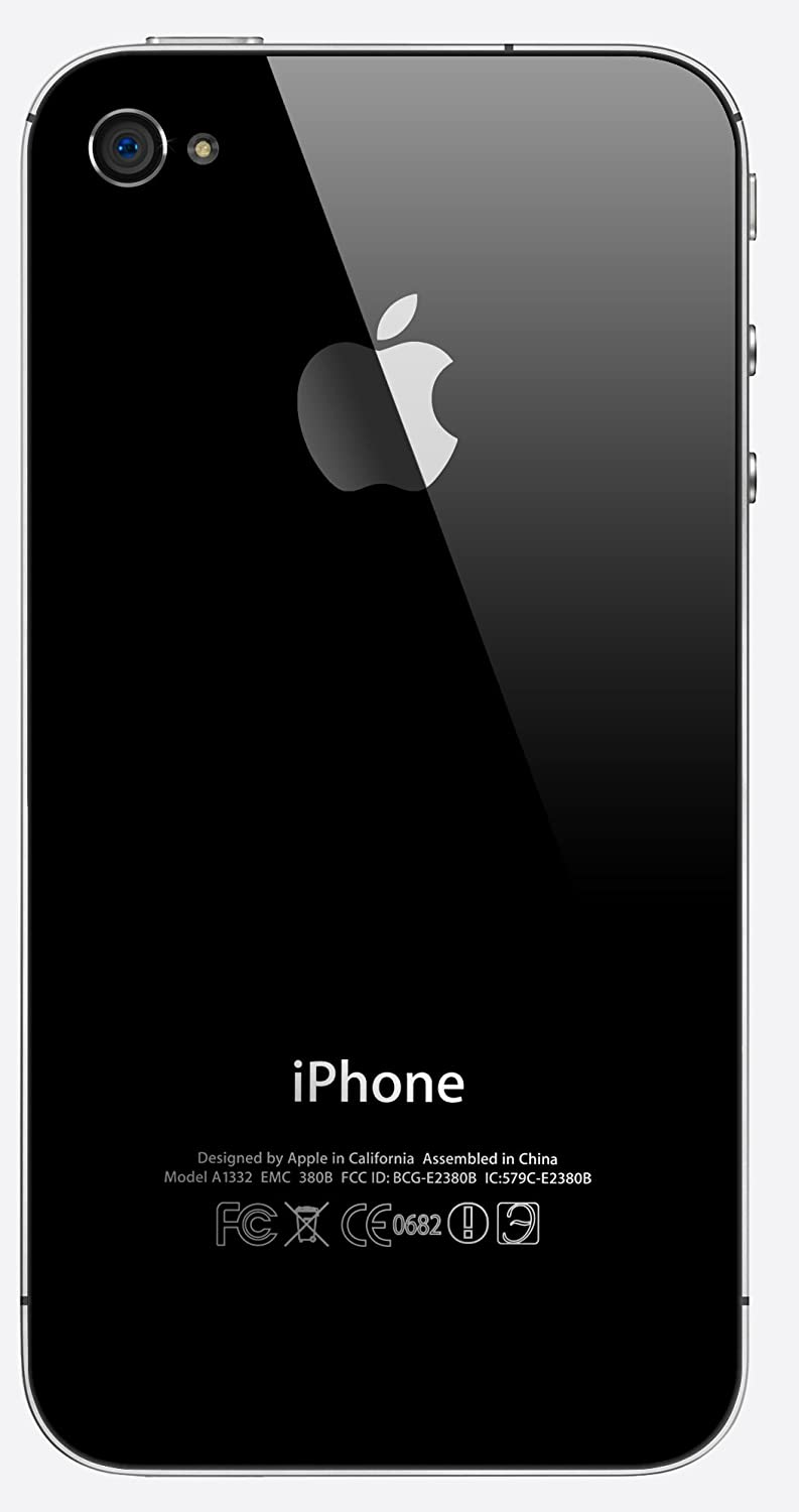 Apple iPhone 4S (Black, 8GB) Just Rs 12,785 Only Limited Stock Only