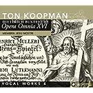 Buxthude, Dieterich : Opera Omnia XVI - Vocal Works 6