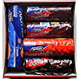 McVities Assorted Biscuits - 1 x 5 packs