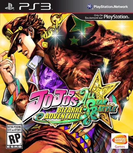 JoJo's Bizarre Adventure: All-Star Battle - PlayStation