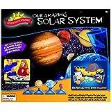 Scientific Explorer Our Amazing Solar System Model Kit