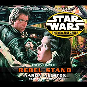 Star Wars: The New Jedi Order: Enemy Lines II: Rebel Stand Audiobook