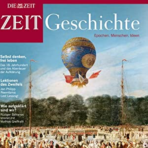 Aufklärung (ZEIT Geschichte) Hörbuch