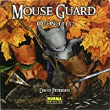 Mouse Guard Otono 1152 / Fall 1152 (Spanish Edition) (8498474655) by Petersen, David