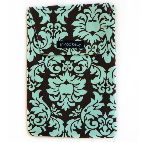 Diaper Pouch (Vintage in Blue)