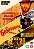 The Good, The Bad And The Ugly / The Gunfighter / The Alamo [DVD]