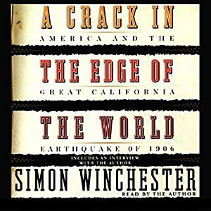 A Crack in the Edge of the World Audiobook
