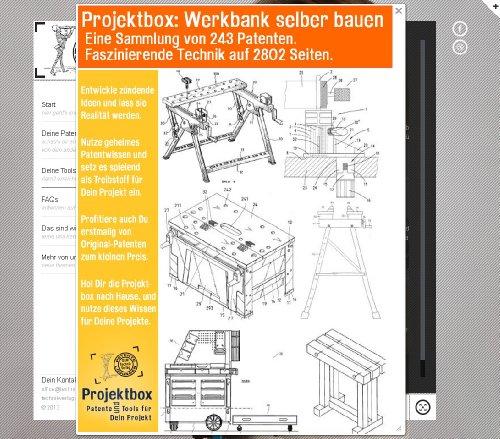 Werkbank-selber-bauen-Deine-Projektbox-inkl-243-Original-Patenten-bringt-Dich-mit-Spa-ans-Ziel