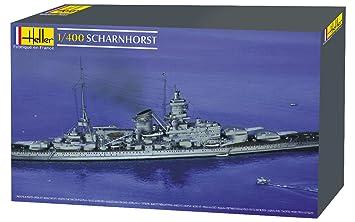 Heller - 81085 - Construction Et Maquettes - Scharnhorst - Echelle 1/400ème