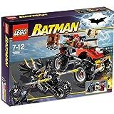 LEGO Batman The Batcycle:  Harley Quinn's Hammer Truck