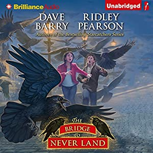 The Bridge to Never Land Audiobook