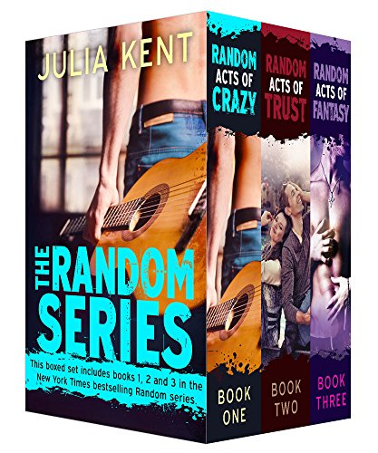 The Random Series Boxed Set by Julia Kent ebook deal