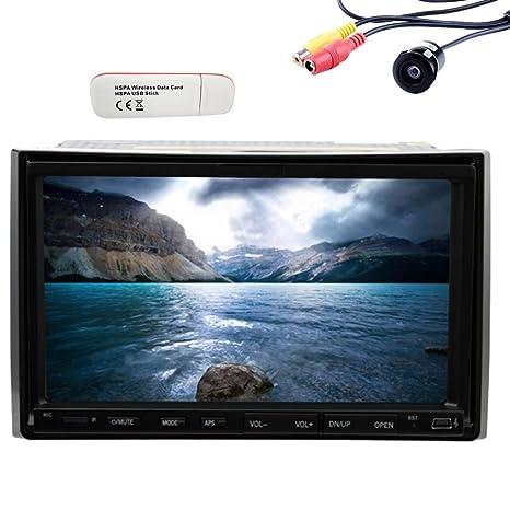 vw Pupug GPS Autos en transmisor Dash Vehšªculo DVD Audio VidšŠo Autoradio estšŠreo PC Radio Navegaciš®n 3G Cš¢mara AUX BT ršŠcepteur de tšŠlšŠvision