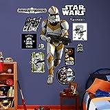 Fathead Star Wars Clone Trooper Vinyl Decals