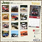 Square Photo New 2017 Jeep Wall Photograph Calendar