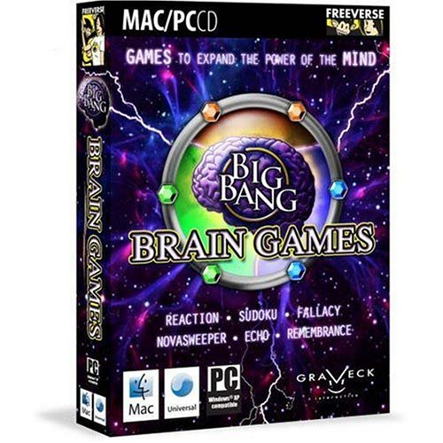 Big Bang Brain Games - Mac