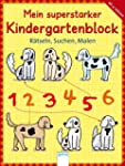 Mein superstarker Kindergartenblock -...