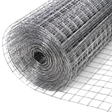 Jago MSDRT01-10M-0.5mm Aviary Fencing for House and Garden DIFFERENT SIZES (0.5 m x 10 m x 25 mm)