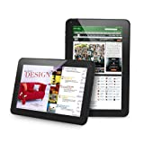 Noria Expanse 10 Android 4.2 Jellybean 8GB Touchscreen Tablet. 1.2Ghz Dual Core Processor. 1GB Ram Memory. Dual Camera. WiFi & 3G Ready. HDMI 1.4 Port. In Black