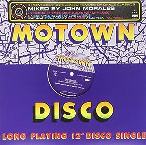 John Morales Presents Motown Divas [VINYL]