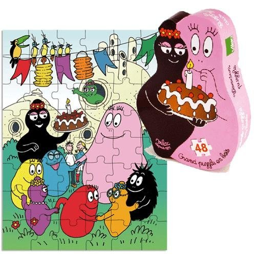 Barbapapa puzzle 48 pieces set by Barbapapa [並行輸入品]