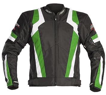 Nouvelle RST lame 1348 Textile vert veste de moto