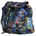 Disney Beauty & the Beast Sublimated Knapsack Backpack