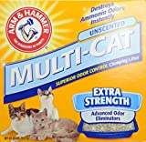 Dealsmountain.com: Arm & Hammer Multi-Cat Litter, Unscented, 20 Lbs