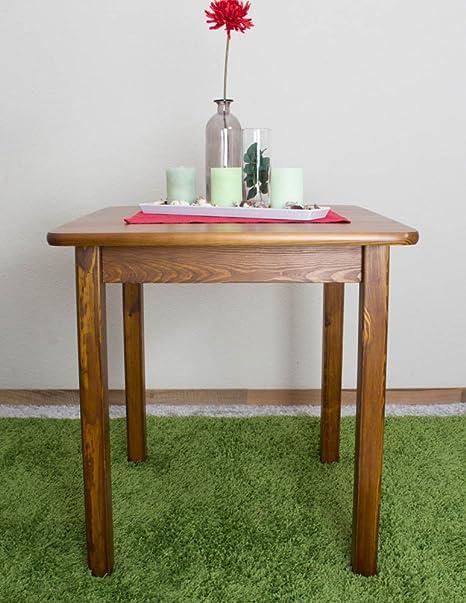 Tisch 70 breit