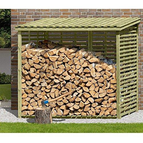brennholz unterstand bauen holzlager f r brennholz bauanleitung zum selber bauen sch. Black Bedroom Furniture Sets. Home Design Ideas