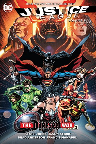Justice League Vol. 8: Darkseid War Part 2 (Jla (Justice League of America))