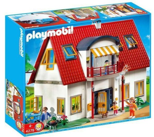 Playmobil Maison Moderne 4279 : Villa moderne playmobil pas cher