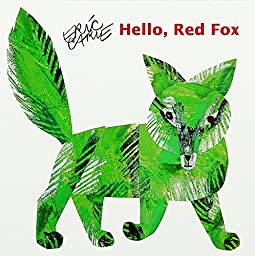 Childcraft Hello Red Fox Big Book - Softcover - 28 Pages