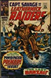img - for Captain Savage & Leatherneck Raiders (Marvel Comic #1 - Premiere Issue) January 1968 (No. 1) book / textbook / text book