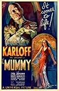 The Mummy Fridge Magnet