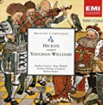 Hickox Conducts Vaughan Willia