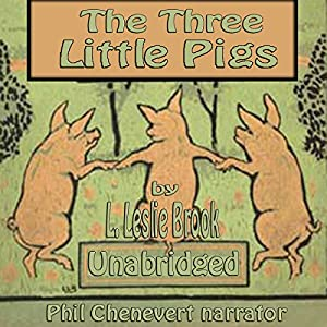 The Three Little Pigs | [L. Leslie Brooke]