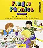Finger Phonics, Books 1-7: In Print Letters (1844141527) by Lloyd, Sue