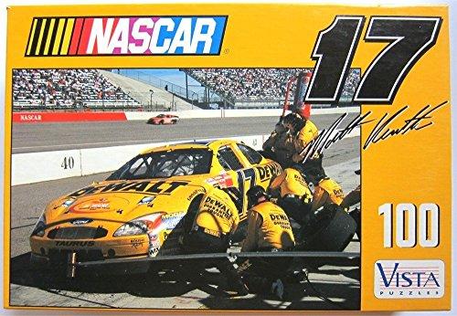 NASCAR Matt Kenseth #17 100 Piece Puzzle by Matt eknseth