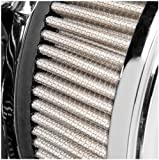 Arlen Ness Replacement Air Filter for Big Sucker Stage I - Stainless Steel Filter 18-084