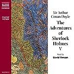 The Adventures of Sherlock Holmes V   Sir Arthur Conan Doyle
