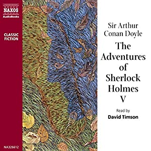 The Adventures of Sherlock Holmes V Audiobook