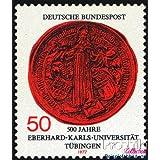 sellos para coleccionistas: RFA (RFA.Alemania) 946 (completa.edición.) sobres primer día 1977 universidad Tübingen...