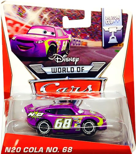 Disney/Pixar Cars N2O Cola Diecast Vehicle - 1