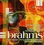 Sylvia McNair Brahms: Symphonies Nos 1 - 4, Overtures & Schicksalslied, Requiem