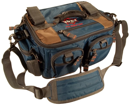 Wicked Gear Tackle Bag  4 TIS 1100 boxes (Blue)