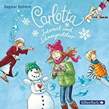 Internat und Schneegestöber (Carlotta 7) Hörbuch von Dagmar Hoßfeld Gesprochen von: Marie Bierstedt