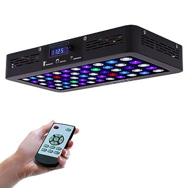 VIPARSPECTRA Timer Control 165W LED Aquarium Light