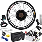 48V1000W 26 Rear Wheel Electric Bicycle Hub Motor EBike Conversion Speed Control PAS System Cycling